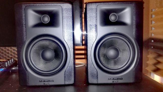 Monitory studyjne M audio Bx5 D3 Gwarancja