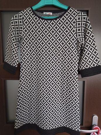 Sukienka tunika S M bdb