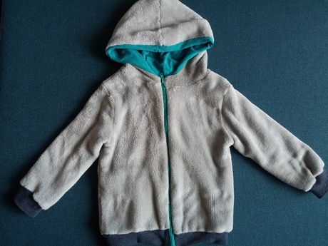 jak nowa kurtka wiosenna bluza dla chłopca miś rozm. 92 98