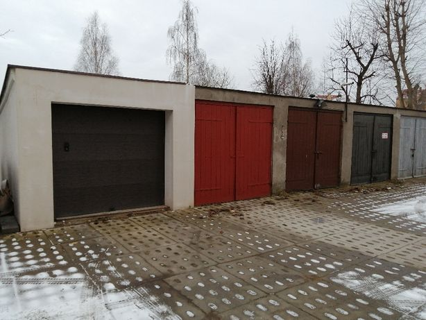 Oddam w najem garaż murowany z bramą na pilota, ul. Grunwaldzka