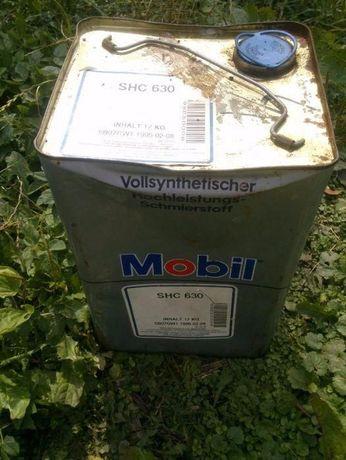 Редукторне масло Mobil SHC 630 Hamburg