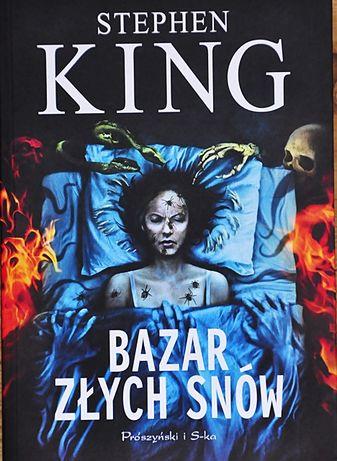 KING Zestaw Przebudzenie JOYLAND Bazar złych snów