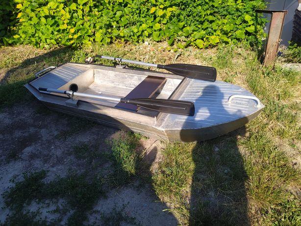 Лодка алюминиевая самодельная
