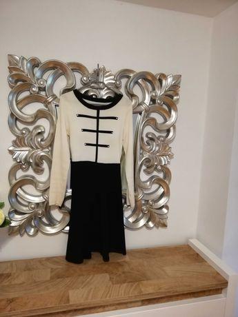 Kaszmirowa Nowa sukienka. Włoski Butik
