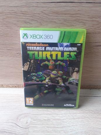 Nickelodeon Teenage Mutant Ninja Turtles Xbox 360 żółwie ninja
