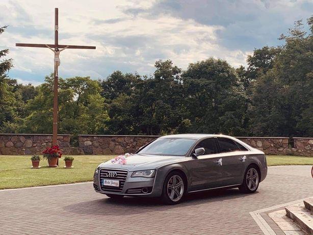 Audi A8 do ślubu  4.2 V8 Limuzyna