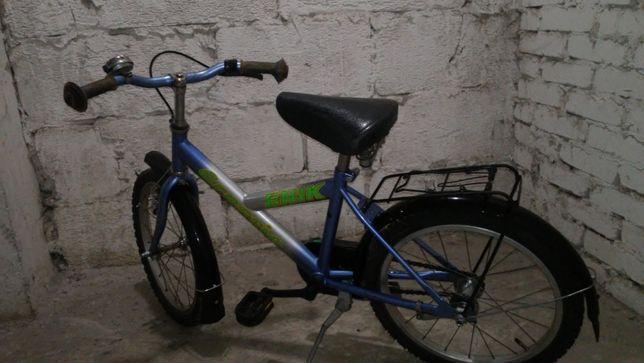 ładny sprawny rower dla dziecka