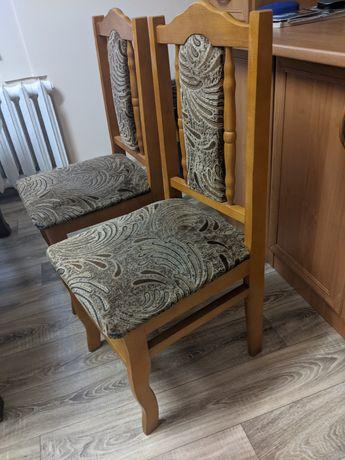 Krzesła 6 sztuk komplet okazja
