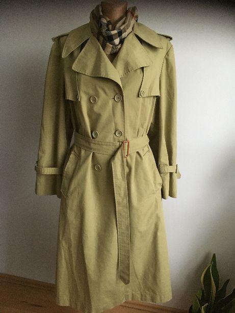 płaszcz trencz jak Burberry made in Denmark