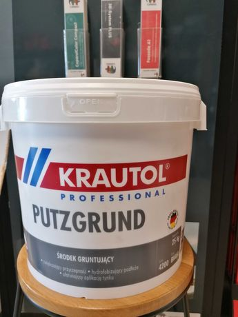 Środek Gruntujący 25kg Caparol Krautol Putzgrunt