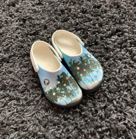 Sandały-klapki Crocs r. 29-30