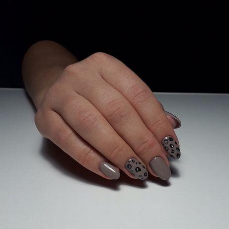 Покрытие ногтей Новогодние скидки