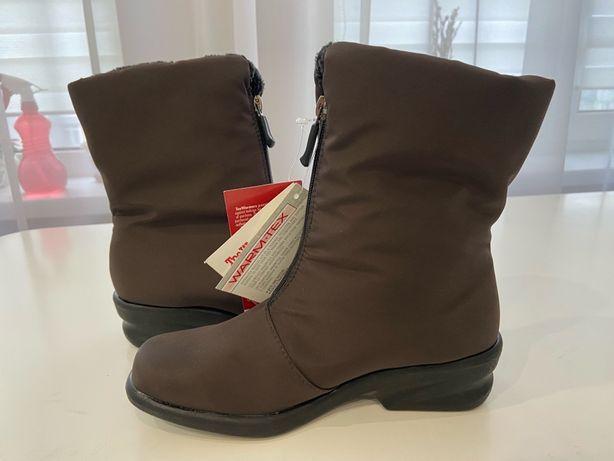 новые зимние ботинки Toe Warmers Michell 7.5 (37-38)