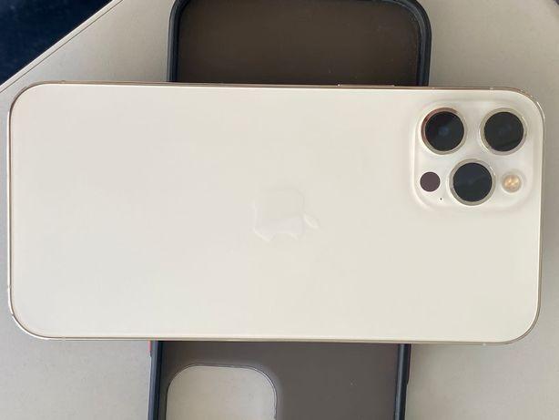 iPhone 12 pro Max 128gb Silver desbloqueado!