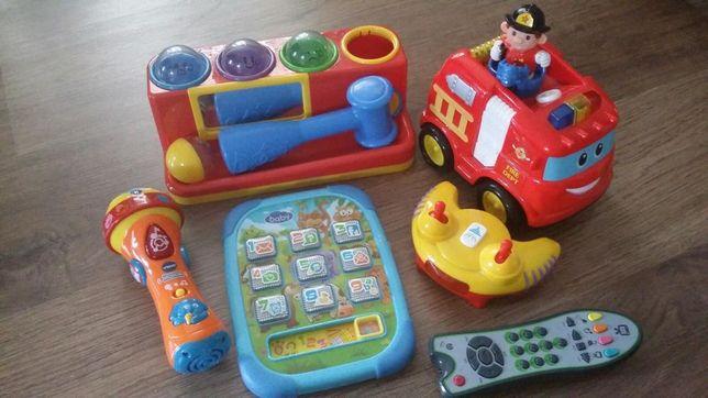 Zestaw zabawek interaktywnych