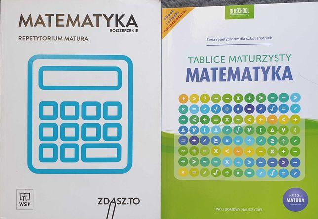 MATURA Matematyka repetytorium rozsz. dokładne tablice WSIP/OLDSCHOOL