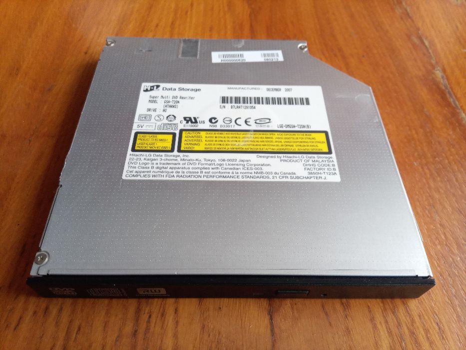 LG GSA-T20N привод DVD CD (ДВД СД IDE ATAPI ноутбук) Кропивницкий - изображение 1