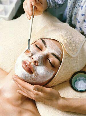 Услуги косметолога массаж лица