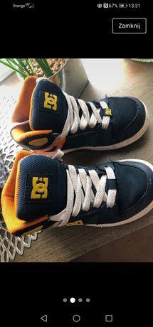 Buty chłopięce DC