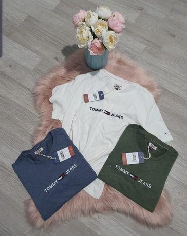 Koszulka damska Tommy Jeans Oversize