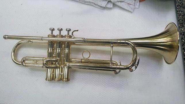 Trompete Conn USA anos 50