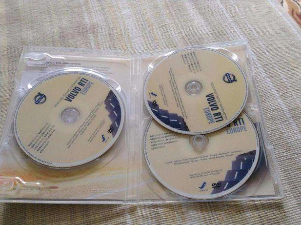 DVD / CD VOLVO - Atualização GPS / Navegação
