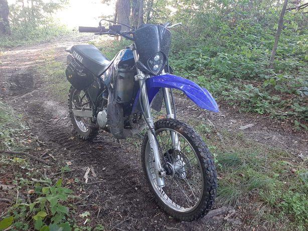 Yamaha dt 125  2000r