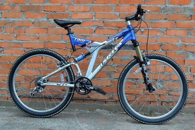 Велосипед Univega Ram 970 (двопідвіс) з Німеччини!
