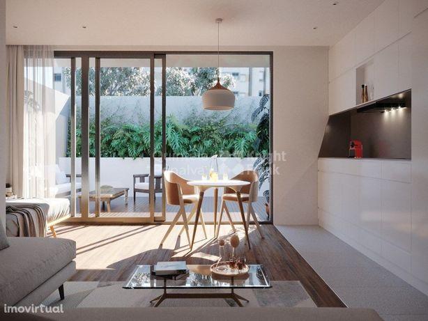 Apartamento T1 em construção no Empreendimento Evolution,...