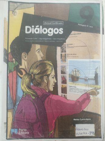 Livro Diálogos Língua Portuguesa 9°ano