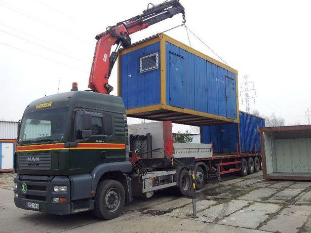 Transport HDS łódzkie Rogowiec Bełchatów Kleszczów