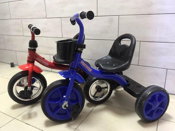 Детский велосипед maxi trike,трехколесный велосипед,велосипед