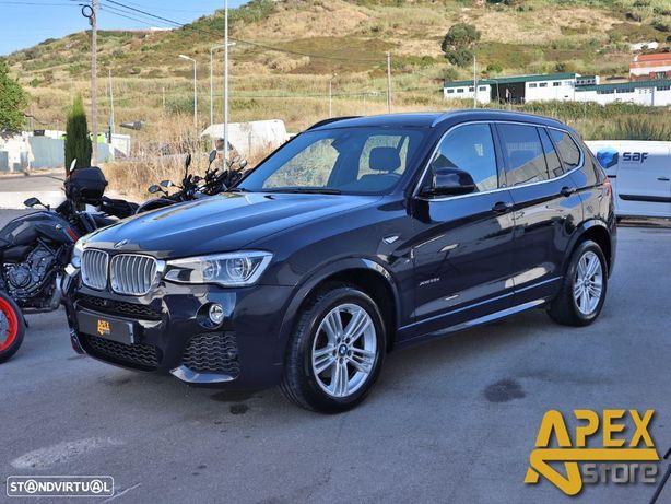 BMW X3 35 d xDrive Pack M