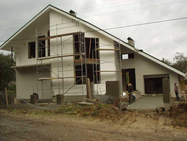 Выполняем весь комплекс фасадных работ