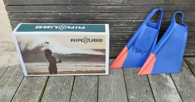 Pes pato Hubboards Como novos