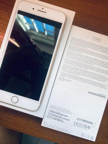 Iphone 7 plus 128g + 7 capas