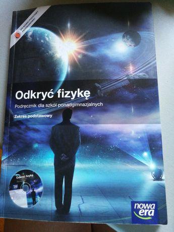 Odkryć fizykę. Podręcznik