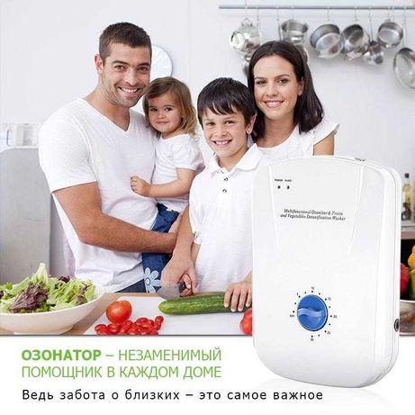 Озонатор дезинфектор Ozotop 101. Генератор озона 400 мг/час