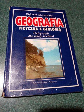 Geografia fizyczna z geologią