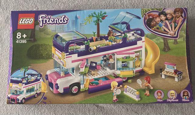 Lego Friends 41395 - Autobus przyjaźni - jak nowe - stan idelany.