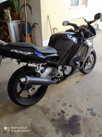 CBR 600F 3. Ano- 1998