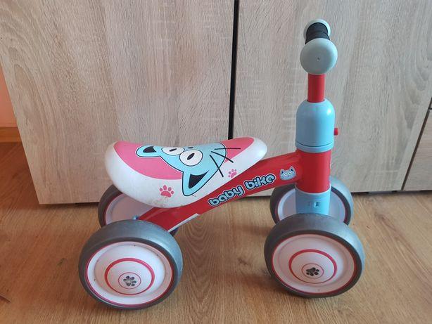 Rowerek jeździk baby bike