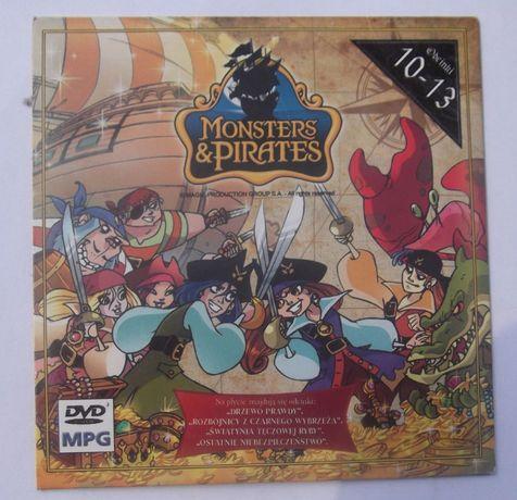 Monsters & Pirates odcinki 10-13