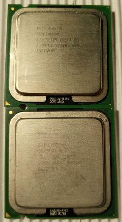 Процессор Intel Celeron D - 775 socket