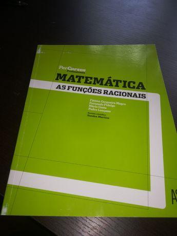 Matemática funções racionais A5 Ensino profissional