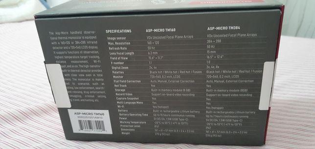 Visor térmico AGM ASP-MICRO TM 160