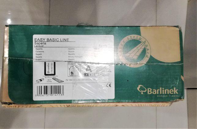 Barlinek Deska podłogowa Easy Basic, Sapella, gr. 14 mm oryginał