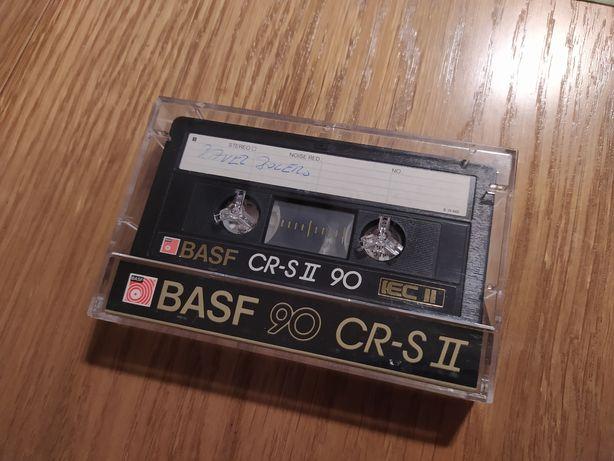 BASF CR-S II 90 IEC II type chrome kaseta magnetofonowa chromowa