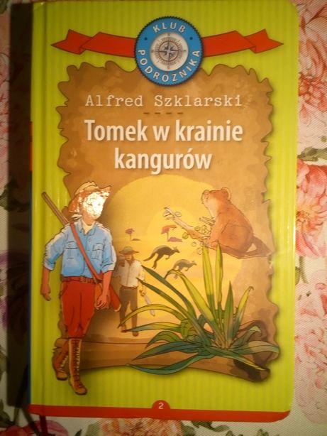 Tomek w krainie kangurów Alfred Szklarski