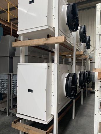 Холодильне обладнання bitzer frascold copeland испаритель конденсатор